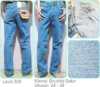celana jeans, grosir celana jeans, celana jeans pria, celana jeans biru laut, celana jeans levis, celana levis