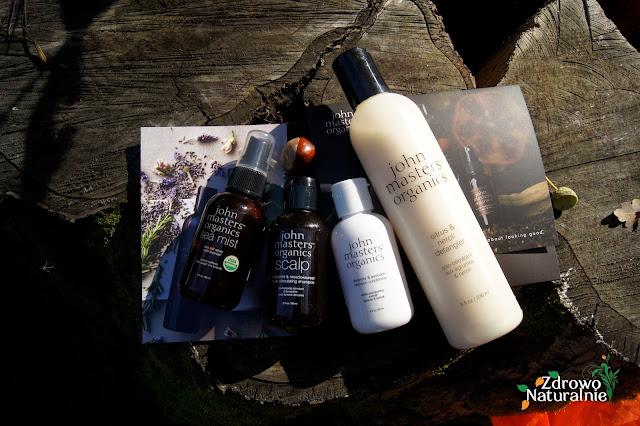 Marzenia się spełniają - Pielęgnacja włosów z luksusowymi kosmetykami John Masters Organics