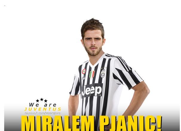 Pjanic: Saya Ingin Membuat Fans Juventus Bahagia