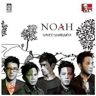 Chord Noah - Ini Cinta
