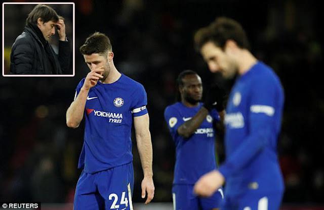 Chelsea sẵn sàng sa thải Conte: Arsenal tính gây sốc, Wenger lo sốt vó 1