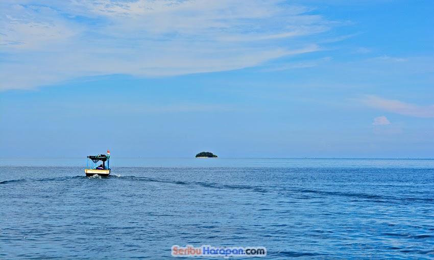 persiapan wisata di pulau harapan
