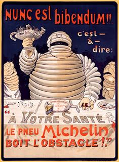 Bibendum het Michelinmannetje