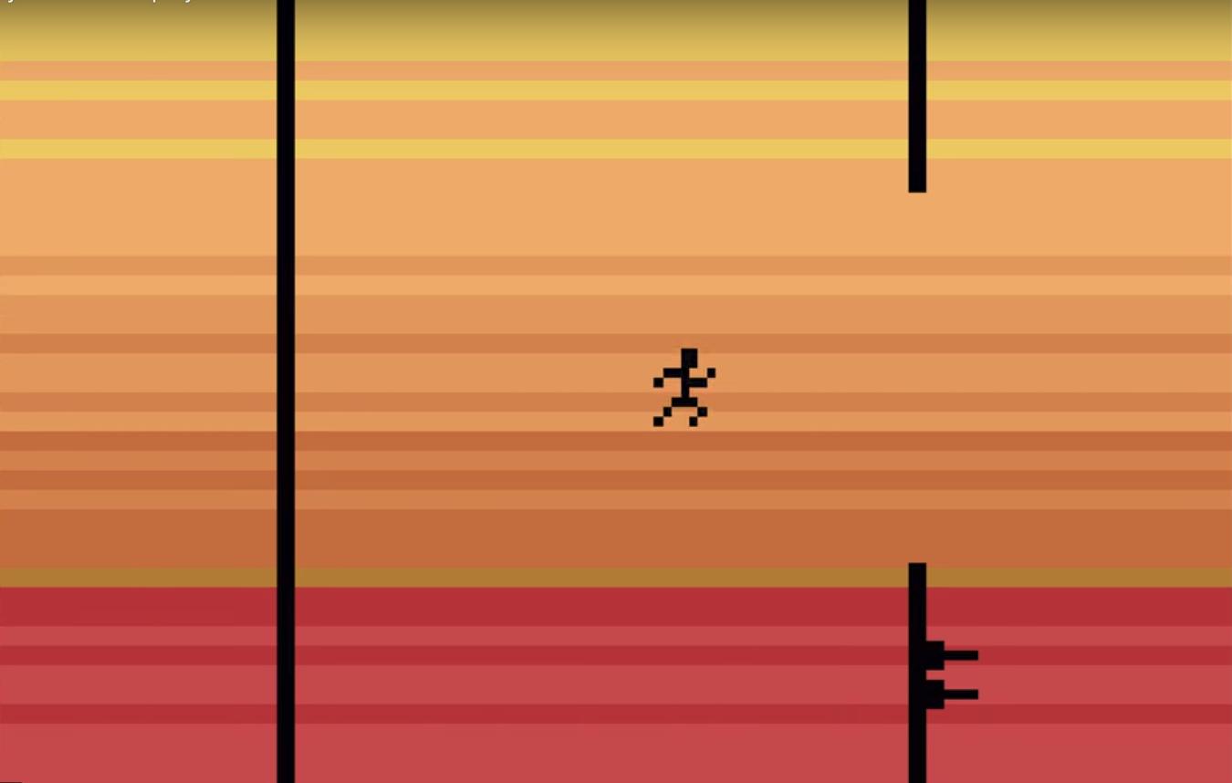 """Atari Edge Interviews Walaber About His Game """"Wall Jump Ninja"""" For The Atari 2600"""