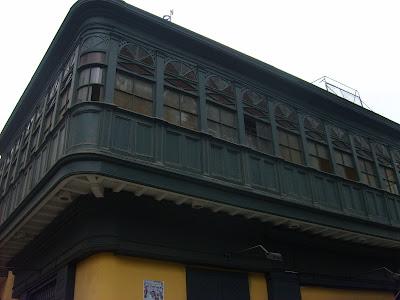 Resultado de imagen para Balcones de la Lima Antigua