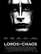 pelicula Señores del Caos (Lords of Chaos) (2018)