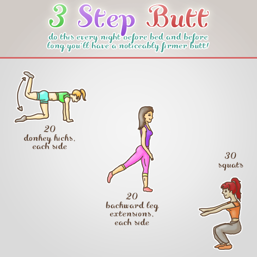 Home Butt Exercises 22