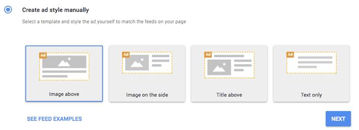 Bagaimana Membuat Unit Iklan InFeed Adsense Di Halaman Utama Blog