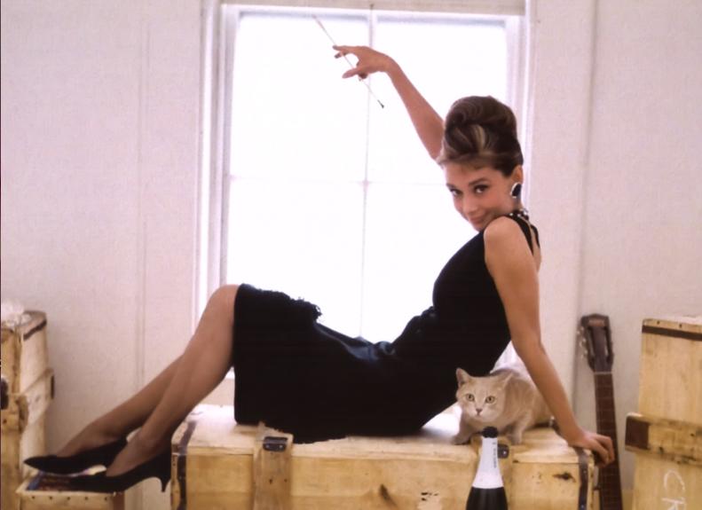 Audrey Hepburn, Brekafast at Tiffanys