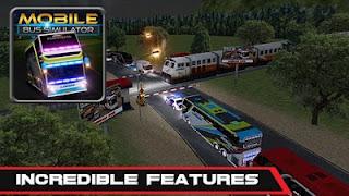 Mobile Bus Simulator Game Apk Android v1.0.0 Terbaru