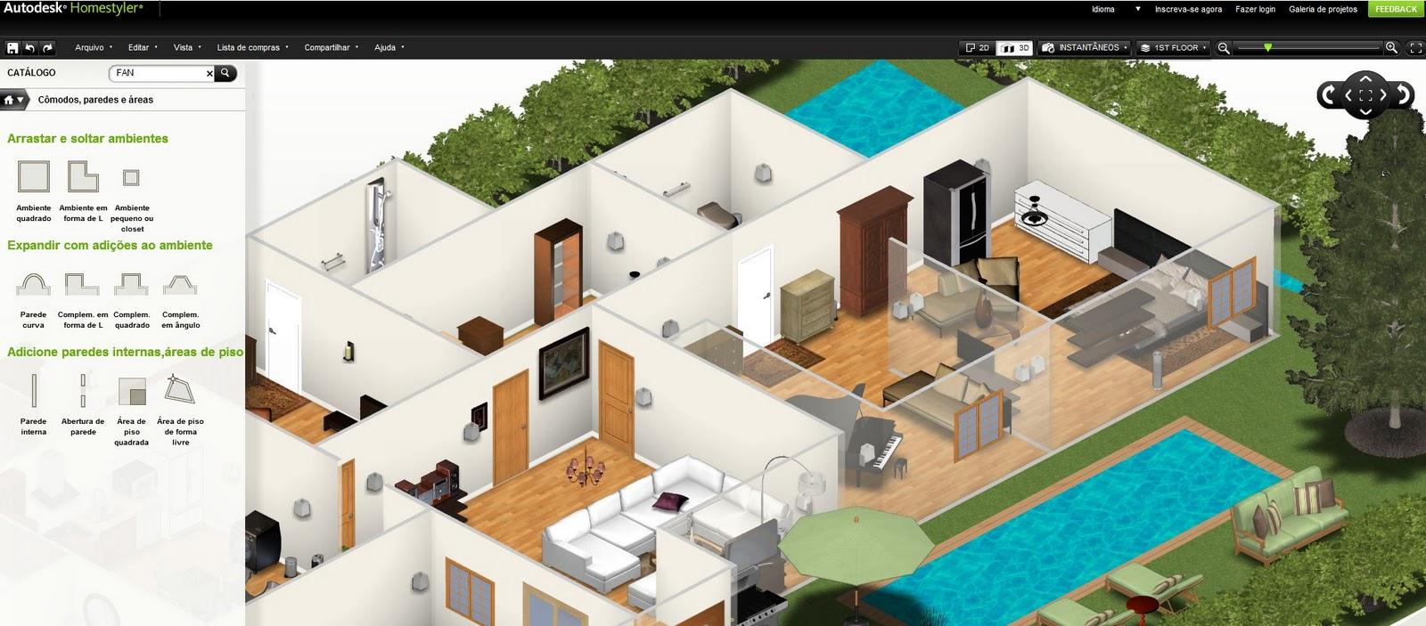 MTbox: Autodesk Homestyler - FLASH