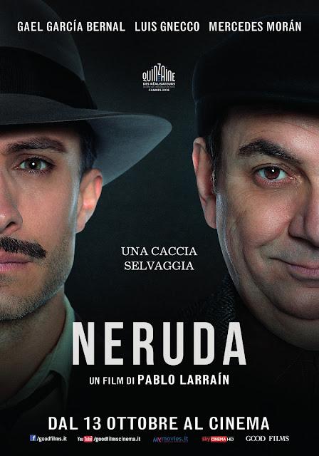Neruda Pablo Larrain