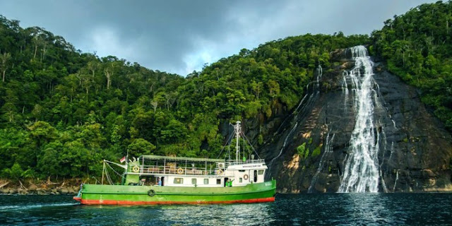 Indahnya Pulau Mursala Sibolga Sumatera Utara