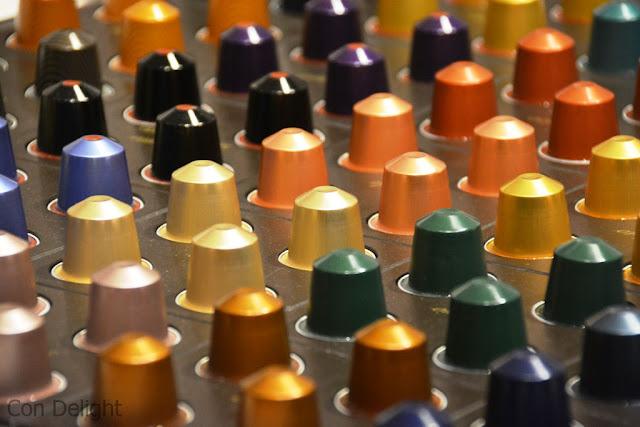 קפסולות נספרסו Nespresso capsules