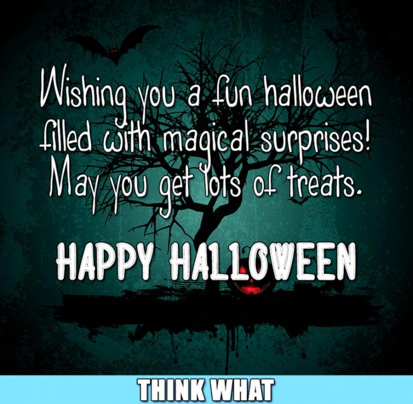Halloween Fun Quote Bitonarnia
