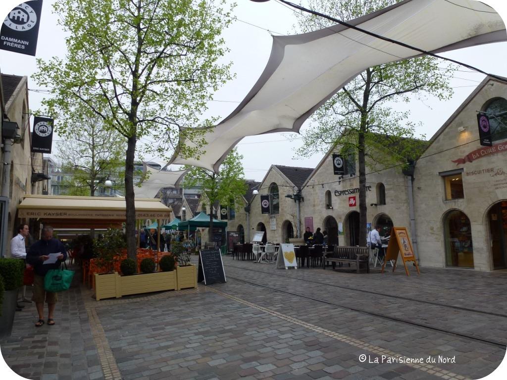 a la d couverte de bercy village la parisienne du nord. Black Bedroom Furniture Sets. Home Design Ideas