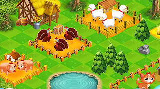 Game Harvest Farm Apk