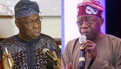 I Don't Know Tinubu's Position In APC -Obasanjo