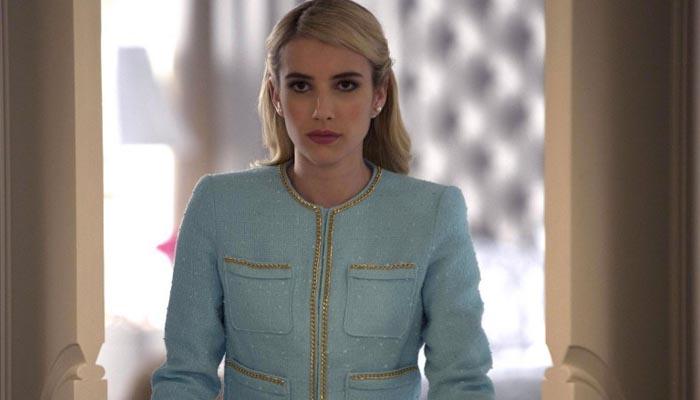 Emma Roberts confirma retorno para segunda temporada da Scream Queens