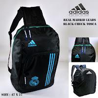 Jual Tas Ransel Punggung Sekolah Bola Real Madrid