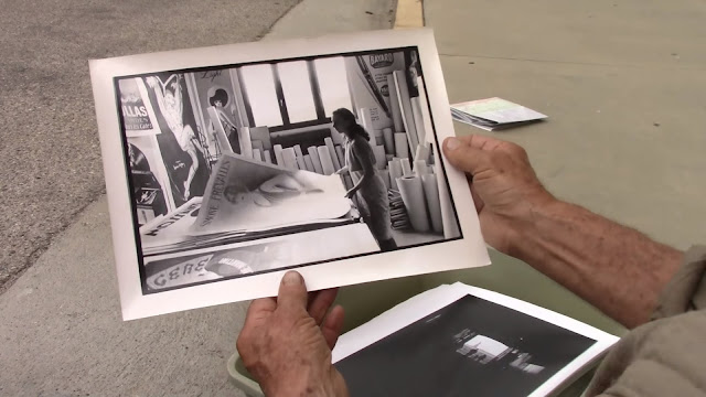 John Free Shows 86 of His Own Photographs! street photography