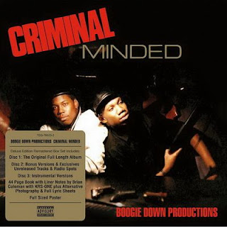 Boogie Down Productions – Criminal Minded (1987) (2010 Elite Edition 3CD) [CD] [FLAC]