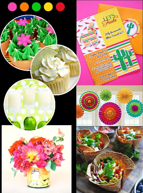 Last Minute Cinco de Mayo Party Ideas & Appetizers - via BirdsParty.com