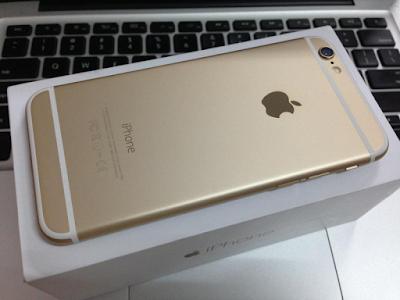 Mua iPhone 6 plus gold giá rẻ
