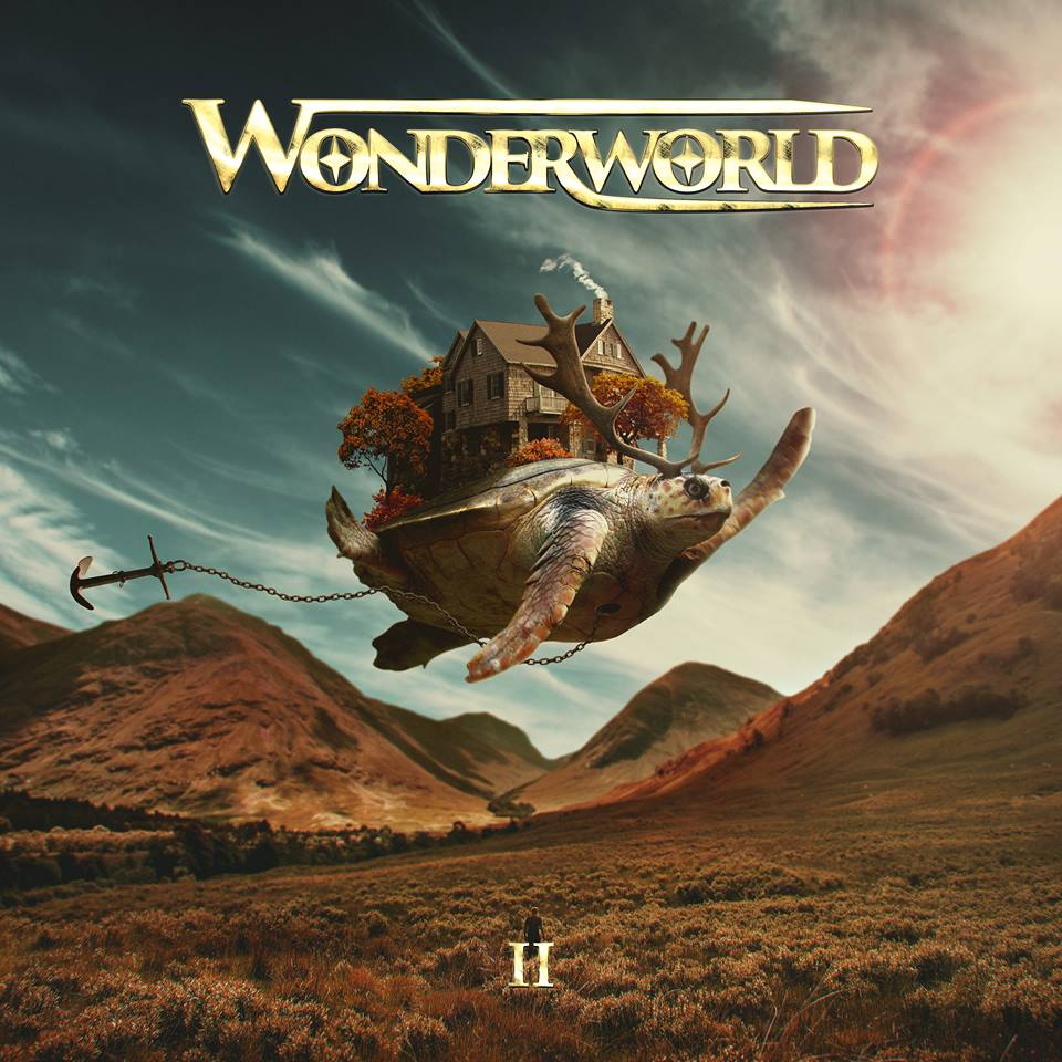 Risultati immagini per II wonderworld