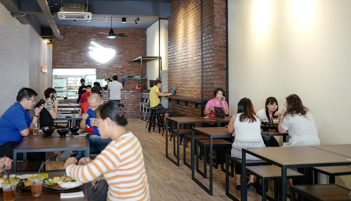 omb noodle bar @ cheras selatan 118