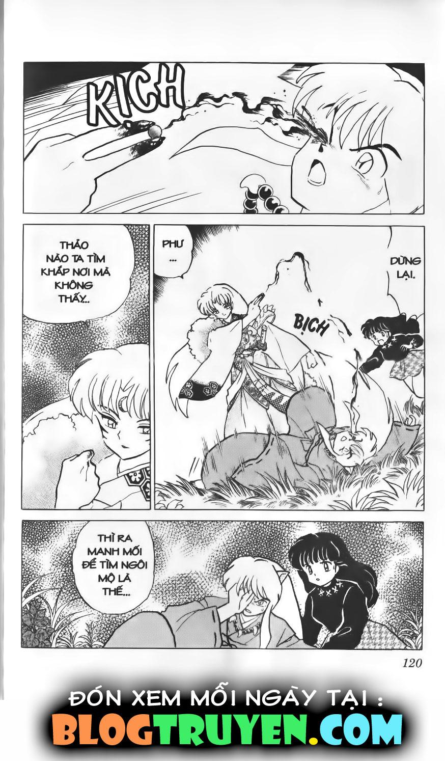 Inuyasha vol 02.7 trang 5
