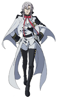 Ferid Bathory vampiro nobre purpurinado