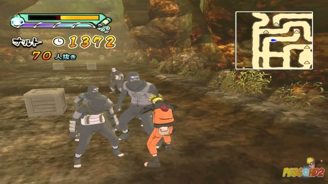naruto shippuden gekitou ninja taisen special wii iso