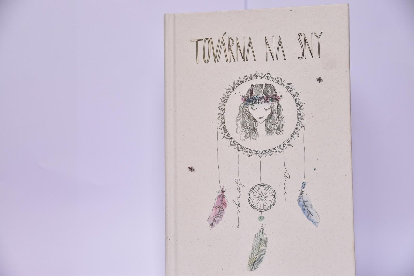 knihy které mění život Anie Songe - Továrna na sny