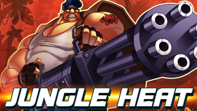 Download Game Android Jungle Heat Mirip Seperti Game COC, Tema Strategi