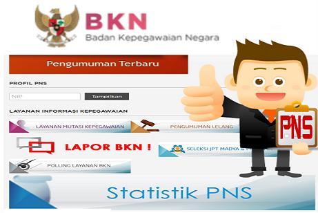 Cek Online Kenaikan Pangkat PNS