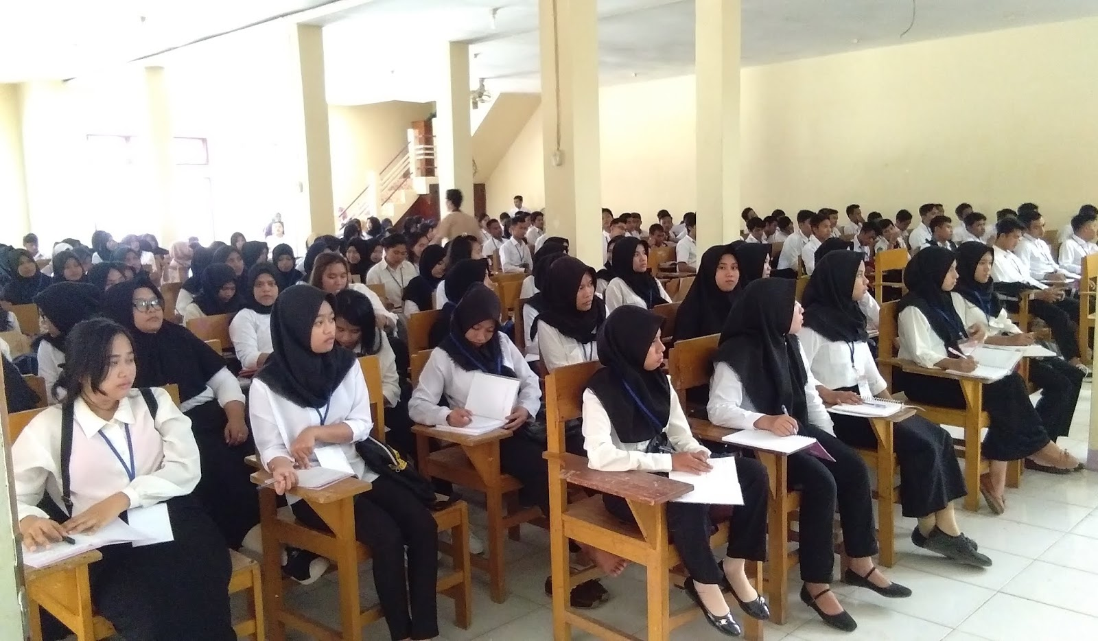Ormik Mahasiswa Baru STIE Mujahidin Tolitoli Diisi Kegiatan Pembangunan Karakter