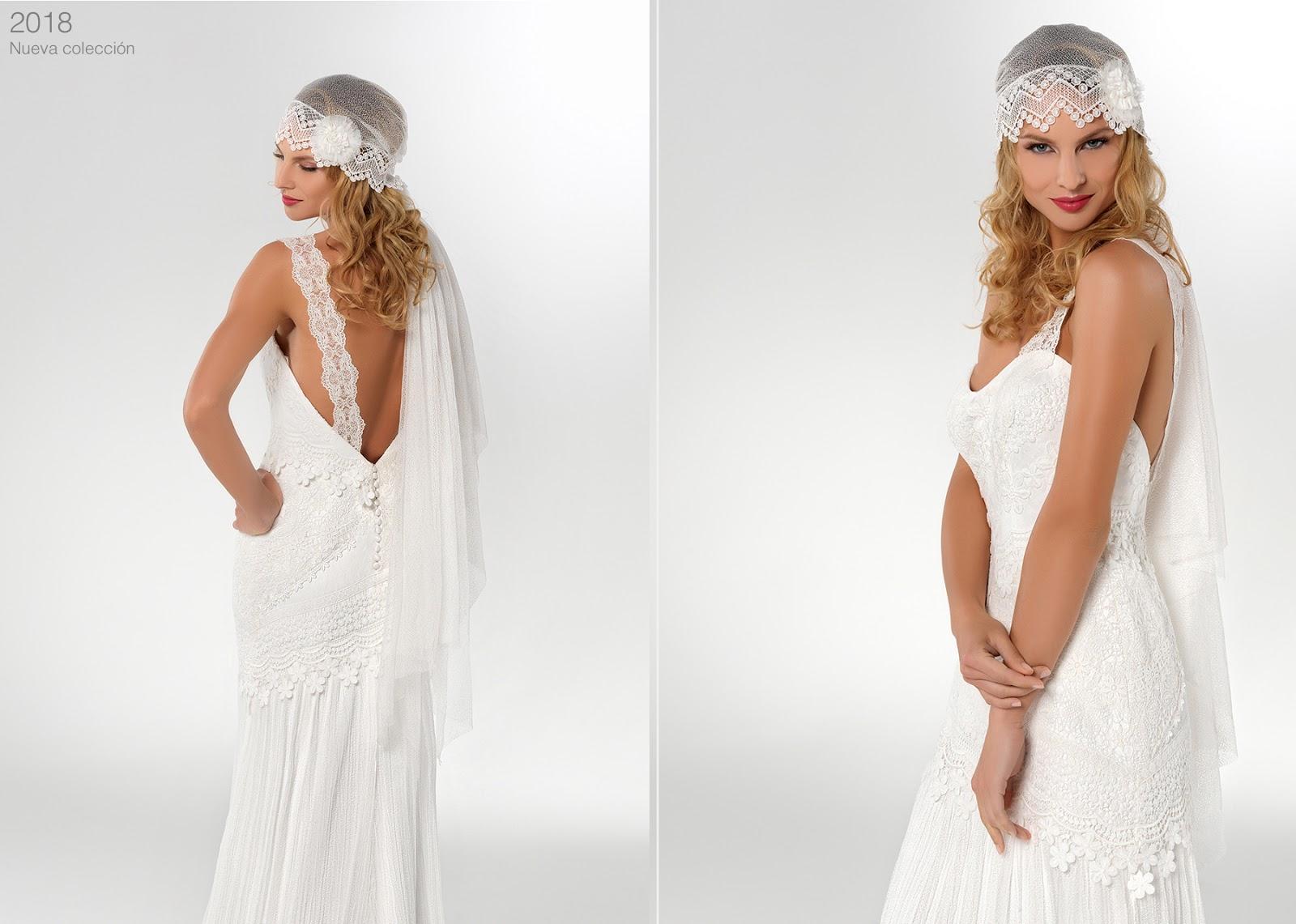 Vestidos De Novia Ibicencos Realmente Increibles Novias Del Sur - Vestidos-ibicenco