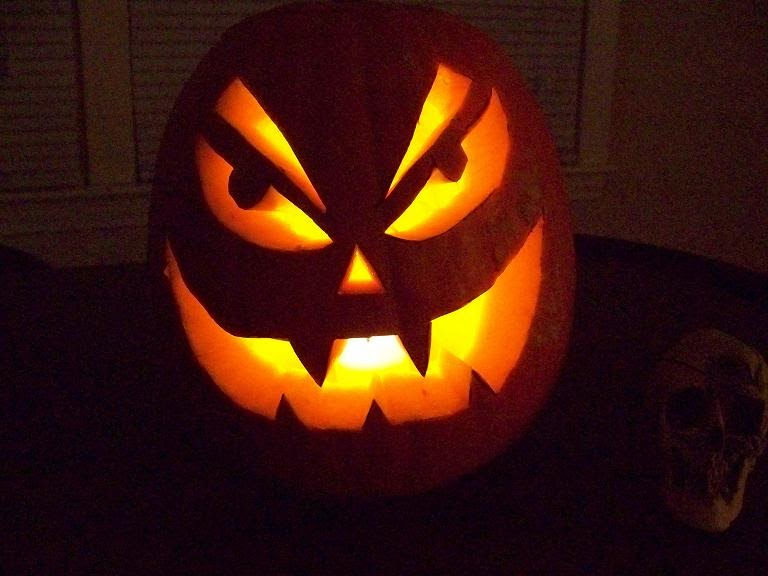 33+ Best Easy Pumpkin Carving Ideas for Beginners | Halloween ...