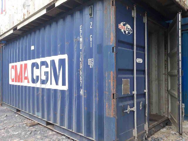 Container Văn Phòng, Container Kho Tại KCN Tân Đức, Đức Hòa, Long An