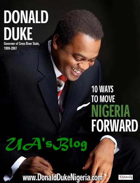 Will you vote for Donald Duke as the president?
