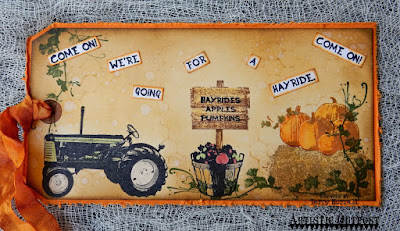 Artistic Outpost Stamp sets: Hayride