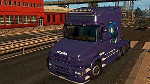 Nitori Kawashiro skin for Scania T