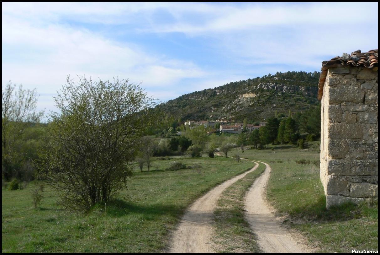 Huerta De Marojales. Vista desde la Ermita de Nuestra Señora de las Mercedes