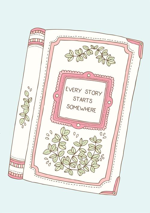 Emma Margaret Illustration Story Quote 2016