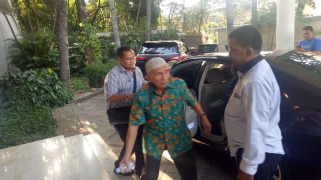 Amien Rais akan ke Polda Metro dan Ungkap Kasus yang Bakal Heboh
