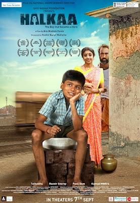 Halkaa 2018 Hindi 720p HDRip 500Mb x265 HEVC
