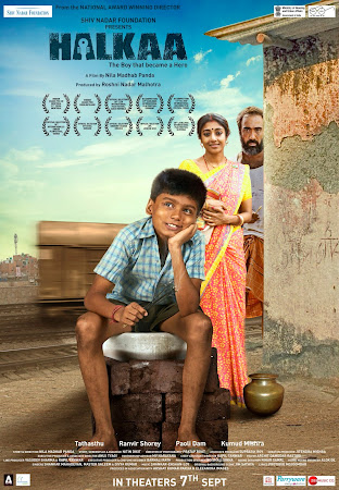 Poster Of Hindi Movie Halkaa 2018 Full HD Movie Free Download 720P Watch Online