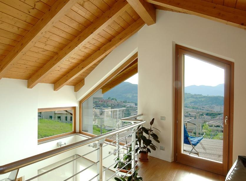 Copertura In Legno Lamellare Prezzi : Quanto costa il tetto in legno tipologie soluzioni prezzi