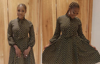 Mercy Johnson Breaks The Internet With These Photo